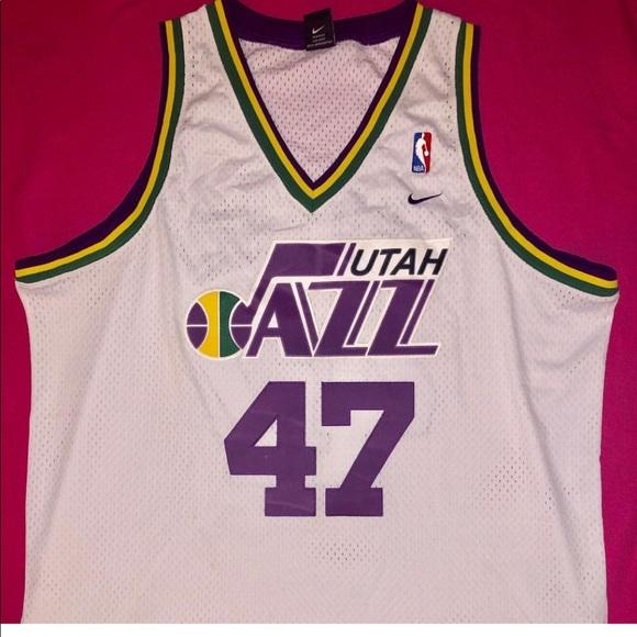 los angeles 3725a bca29 Vintage Jazz jersey